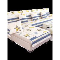 【支持礼品卡】防滑沙发垫简约现代全包非�f能套沙发套坐垫子罩巾布艺四季通用型4ll
