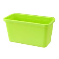 厨房垃圾桶 桌面垃圾桶 创意塑料大号垃圾筒储物盒 橱柜门挂式杂物桶