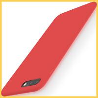 iphone8手机壳苹果8plus液态硅胶防摔i8八软壳男个性女款7保护套