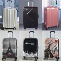 万向轮拉杆箱20寸密码皮箱22寸旅行箱男女学生行李箱26寸软箱