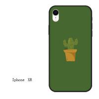 iphone7苹果6s手机壳6plus硅胶xs max全包5s软壳ins风8x防摔xr女