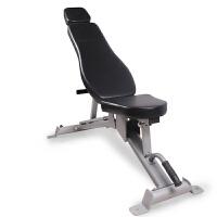 商用多功能哑铃凳健身椅可调小飞鸟卧推器材腹肌仰卧板