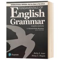 英语语法基础 第四版 英文原版 Fundamentals of English Grammar 英文版 培生语法指导书