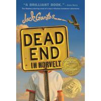 【现货】英文原版 Dead End in Norvelt 诺福镇的奇幻夏天 2012年纽伯瑞获奖作品小说