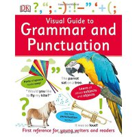 Visual Guide to Grammar and Punctuation 英文原版 DK英语语法发音图解指南