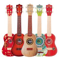 儿童尤克里里仿真小乐器琴宝宝初学者入门男女孩吉他玩具可弹奏