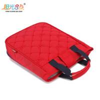 韩版文件袋美术包中小学生补习袋男女儿童补课包手提袋斜挎包