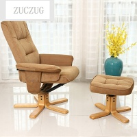 ZUCZUG可躺转椅午休椅子多功能单人懒人沙发电动按摩椅老人椅休闲椅