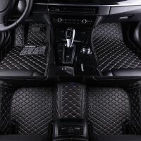2017款雪佛兰科鲁兹迈锐宝XL科沃兹新赛欧3专用全包围汽车脚垫SN3217