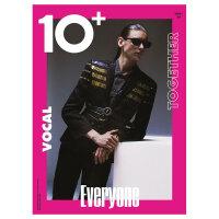进口原版年刊订阅 10+ 时尚综合杂志 英国英文原版 年订2期