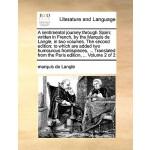 【预订】A Sentimental Journey Through Spain; Written in French,