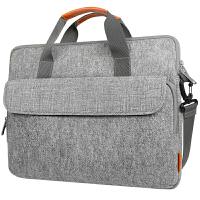 笔记本包15.6寸手提包单肩男女苹果电脑包