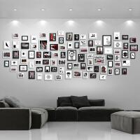 照片墙装饰自粘贴无痕钉相框墙创意组合壁挂企业文化公司相框挂墙