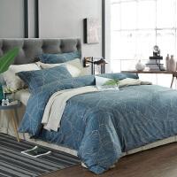 床单四件套纯棉全棉1.5/1.8/2.0m床双人被套床上用品简约条纹男上新