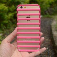 苹果iphone6s手机壳天梯镂空散热壳iphone6s透气磨砂防摔保护壳