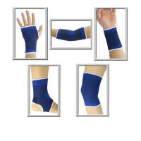 20190214091158796护踝薄款篮球护具套装运动护手掌脚腕护肘护腕护膝男女儿童跳舞蹈 +++