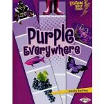 【预订】Purple Everywhere 9780761354376