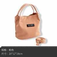 饭盒袋手提时尚饭包包上班女装带饭的可爱小清新便当包