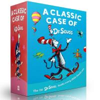 A Classic Case of Dr. Seuss.苏斯博士经典绘本故事集(全20册)The Cat in the