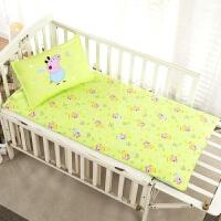 幼儿园床垫褥子午睡小垫子纯棉宝宝婴儿床褥棉花被褥加厚儿童垫被