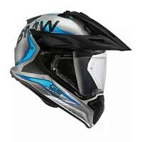 BMW 摩托车 新款 拉力盔 越野盔 越野头盔 镜片国内现货