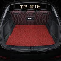 专用于奥迪Q5L后备箱垫全包围 2019款2018汽车改装Q5全包尾箱垫子