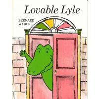 Lovable Lyle 可爱的鳄鱼莱尔 9780395253786