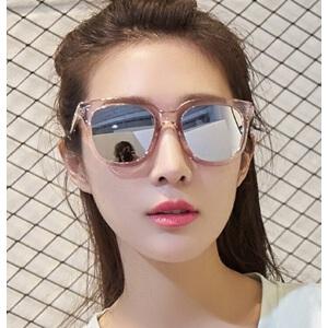 明星款时尚太阳眼镜炫彩复古墨镜5123 潮流百搭太阳镜韩版眼镜