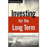 【预订】Investing For The Long Term 9781119431190