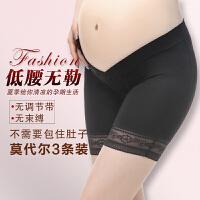 低腰夏季短裤子2018新款孕妇打底裤春秋薄款孕妇裤