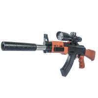 小孩男孩子可发射手动AK47儿童玩具枪水珠水晶