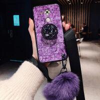 优品ins超火紫色华为Mate8手机壳Mate7保护NXT一AL10硅胶套MT7-TL00防摔M8软