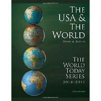 【预订】The USA and the World 2014