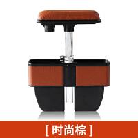 汽车扶手箱垫托改装带座椅缝隙储物盒带肘托垫多功能汽车用品内饰