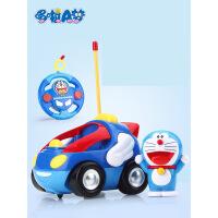 【支持礼品卡】哆啦a梦遥控车玩具 男孩充电电动遥控汽车儿童玩具车宝宝遥控赛车5ma