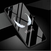 漫威钢铁侠美国队长蜘蛛苹果7plus手机壳iphone8玻璃6s七八6p潮x奇异博士xs叉max死侍