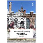 【500个隐藏秘密旅行指南】Vienna,维也纳 英文原版旅游攻略