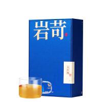 八马茶叶 闽北大红袍岩茶岩苛系列乌龙茶茶叶礼盒装48g