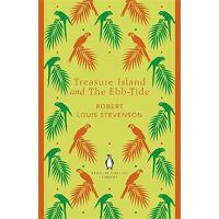 现货英文原版 金银岛和大浪淘沙 Treasure Island and The Ebb-Tide 企鹅经典文学书籍 Ro