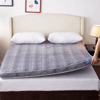 加厚保暖海绵床垫床褥子单双人学生折叠软垫超厚1.2米1.5m 1.8m床