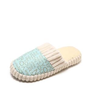 WARORWAR法国YM13-881新品冬季韩版平底鞋舒适女士毛拖鞋