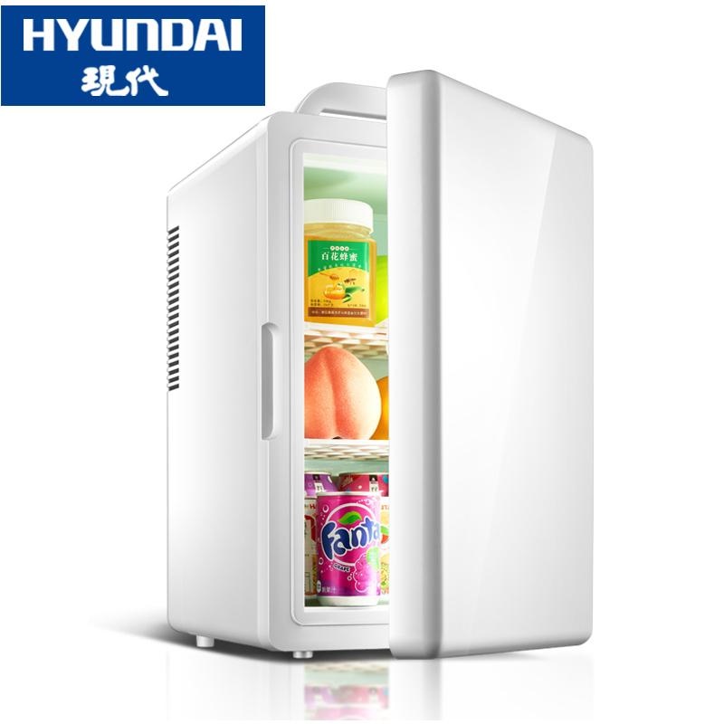 20L车载冰箱车家两用制冷学生宿舍冰箱迷你小型冷暖器