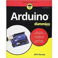 【预订】Arduino For Dummies, 2Nd Edition 9781119489542