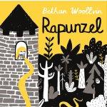 英文原版 创意童话 长发公主 Bethan Woollvin绘本 Rapunzel