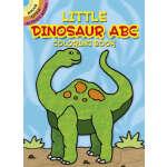 Little Dinosaur ABC Coloring Book (【按需印刷】)