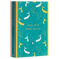 现货英文原版 白鲸 Moby-Dick 英国经典文学小说书籍 Penguin English Library企鹅经典 进