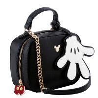 迪士尼米奇米妮女包链条斜挎单肩包两用手提包迷你小包SN6360