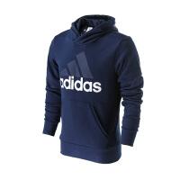Adidas阿迪达斯 2017新款男子运动休闲连帽卫衣套头衫 B45730