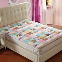 榻榻米床垫加厚床褥 学生宿舍褥子1.2/1.35/1.5m床/1.8米垫被