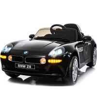 宝马儿童电动车四轮摇摆童车遥控男女婴儿小孩玩具车可坐人汽车BRJ